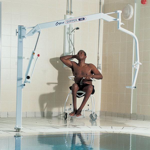 Dipper Pool Hoist