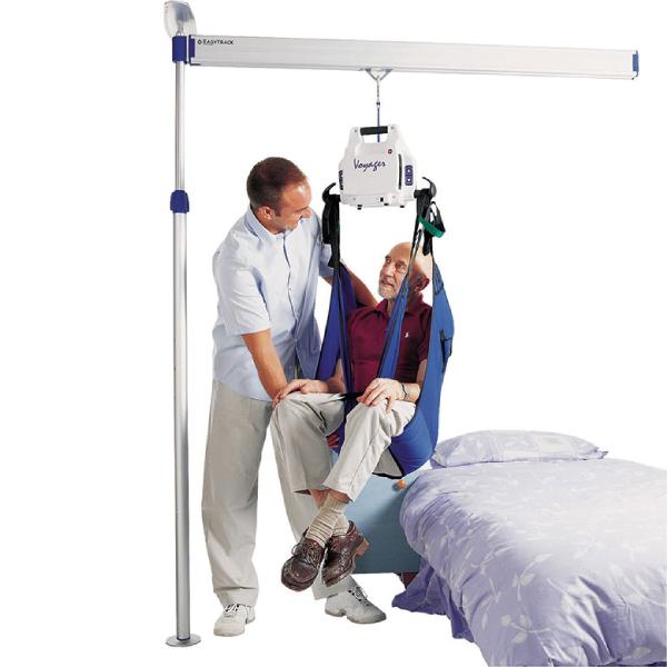Easytrack gantry hoist system